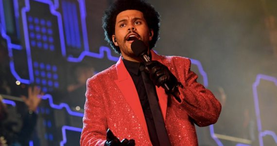 the weeknd manda mensaje tras criticsa super bowl
