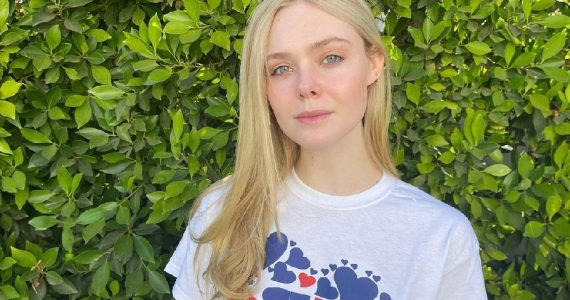 elle fanning muestra su panza embarazo the great