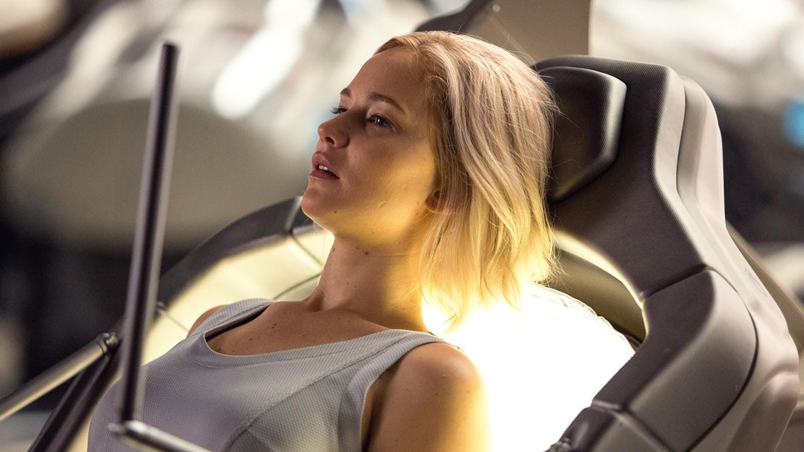 Jennifer Lawrence Passengers
