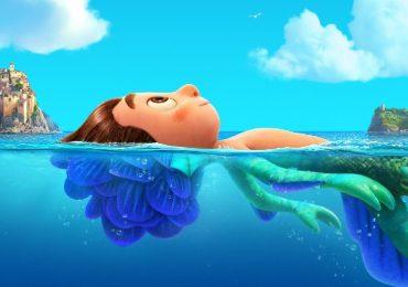 luca trailer película pixar disney