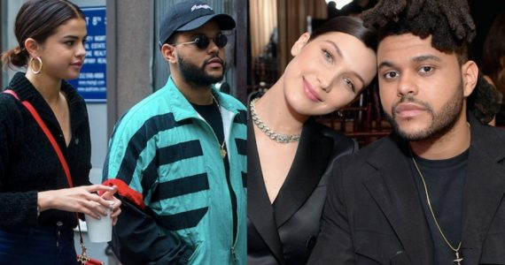 reacción selena gomez bella hadid the weeknd super bowl