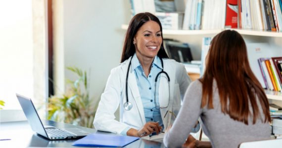 A qué edad debes ir al ginecólogo por primera vez
