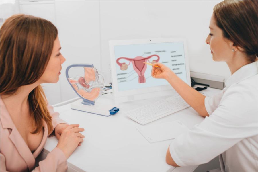 Primera consulta con el ginecólogo