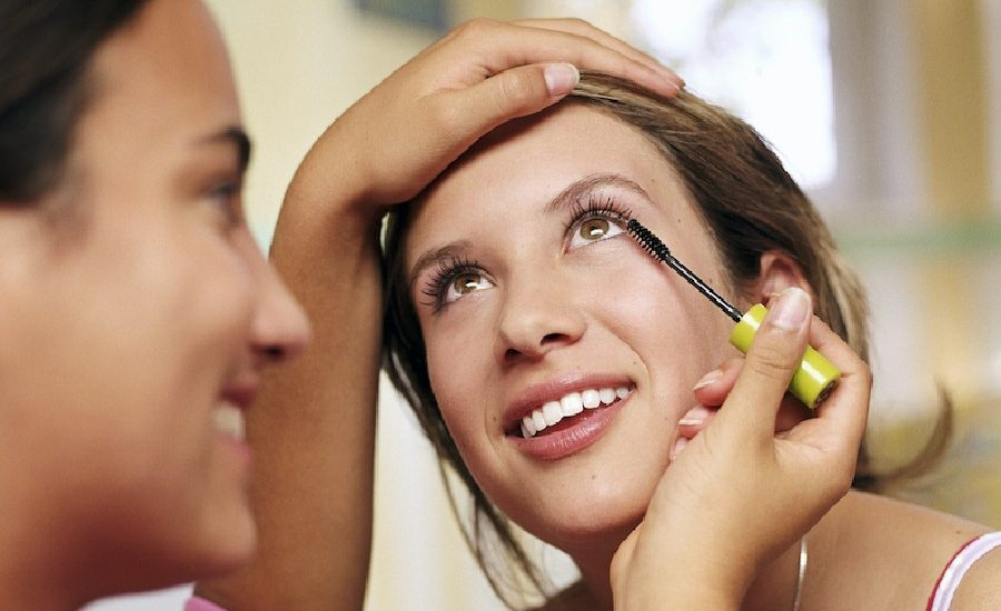 trucos para usar máscara pestañas