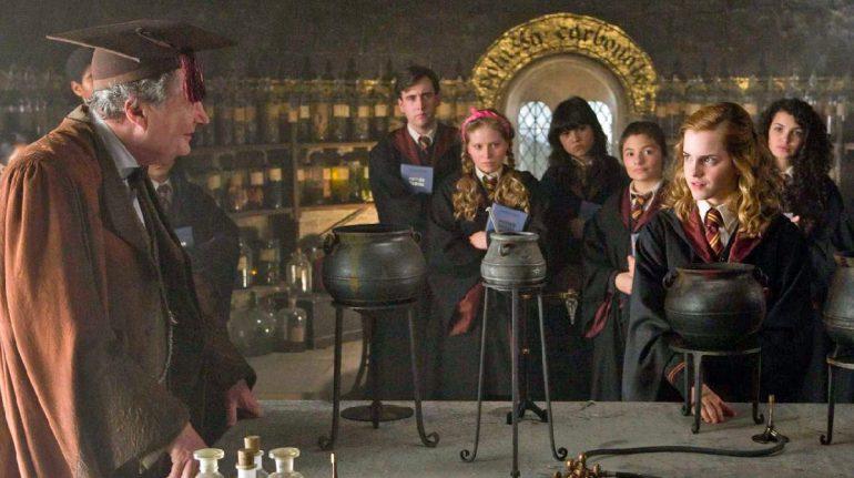 test de que profesor hogwarts serias el alumno favorito