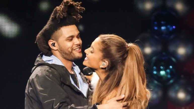 the weeknd ariana grande colaboración musical
