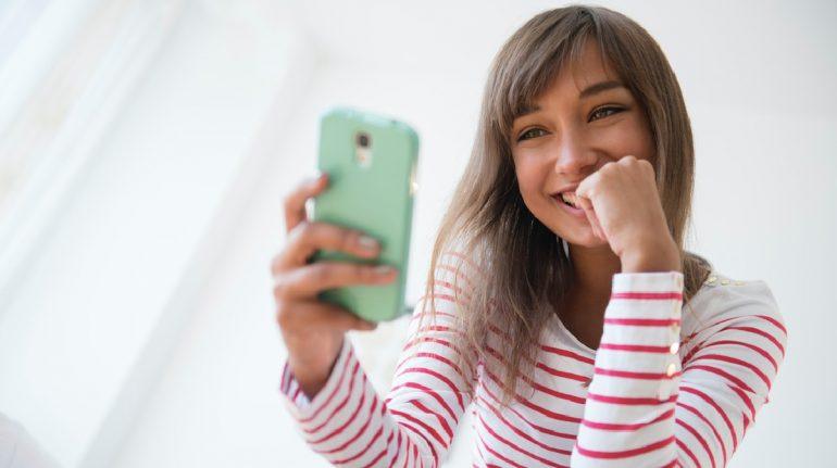 chico redes sociales test eres experta ligando en redes sociales