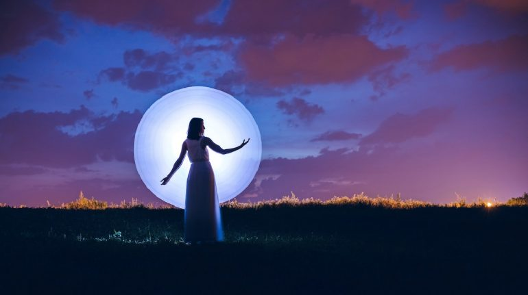arma tu mantra ideal luna llena