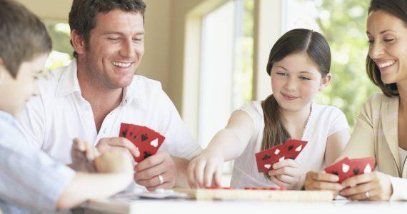 Juegos de mesa para papá