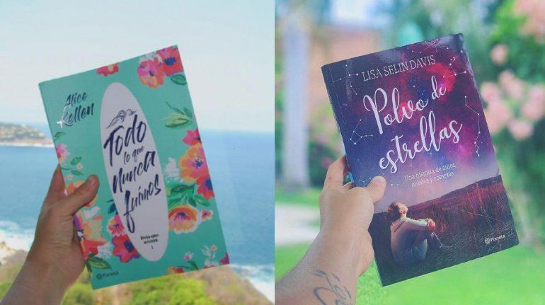 libros de romance juvenil