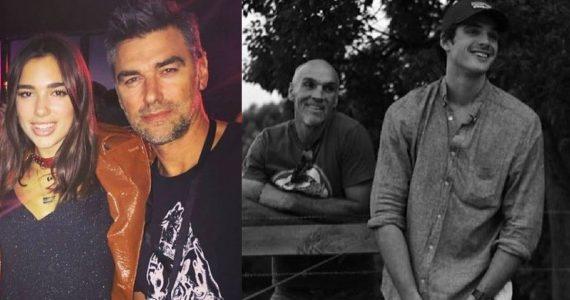 papás más guapos de los famosos