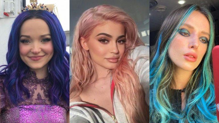 test de que color teñirte pelo personalidad
