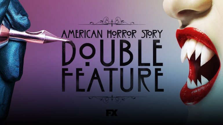 american horror story double feature trailer