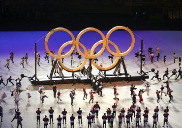 inauguración juegos olimpicos tokio