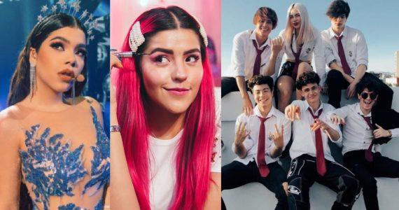 nominados Kids' Choice Awards México 2021