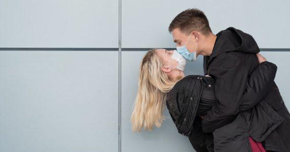 cómo ligar en pandemia