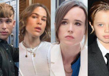 celebridades transgénero