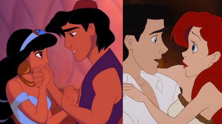 qué tipo novia eres según princesas disney